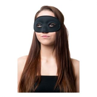 Ögonmask Domino Svart - One size