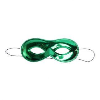 Ögonmask Superhjälte Grön - One size