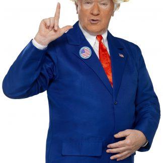 Amerikansk President Maskeraddräkt