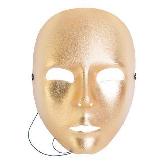 Ansiktsmask Guld - 1 pack