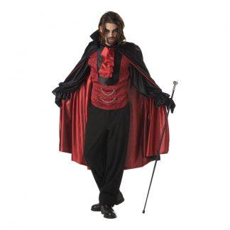 Blodtörstig Vampyr Maskeraddräkt - X-Large