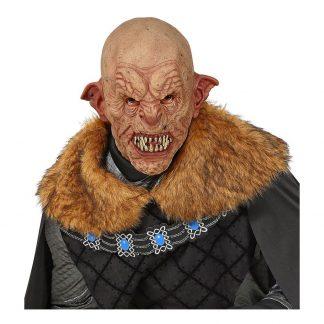 Blodtörstig Zombie Mask - One size