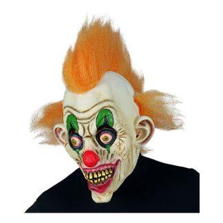 Cirkusclown Mask - One size
