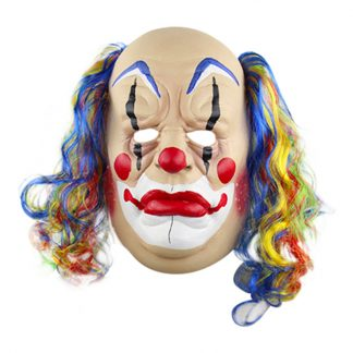 Clown Mask Gordo - One size