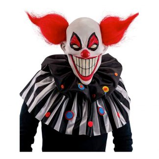 Clown med Smile Mask - One size
