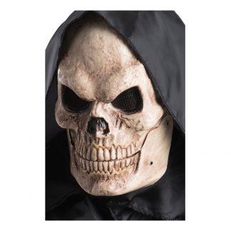 Dödskallemask med Rörlig Käke - One size