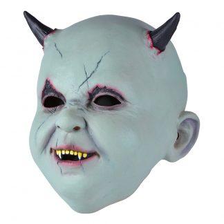 Djävulsbebis Mask - One size