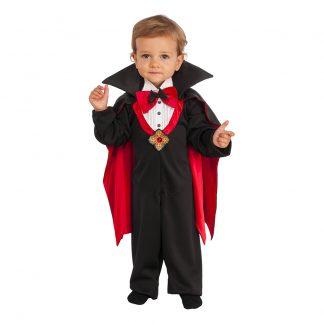 Dracula Barn Maskeraddräkt - Toddler