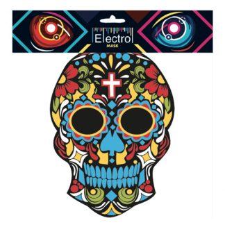 Elektronisk Mask Döden - One size