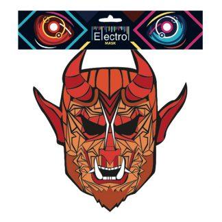 Elektronisk Mask Hell - One size