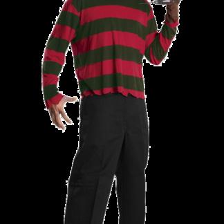 Freddy Krueger Maskeraddräkt Budget