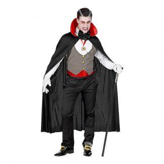 Gammeldags Vampyr Maskeraddräkt - X-Large/XX-Large