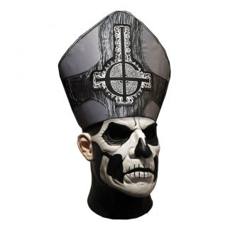 Ghost Papa II Deluxe Mask - One size