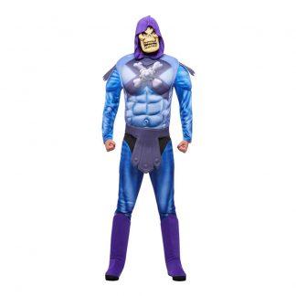 He-Man Skelett Maskeraddräkt - Large