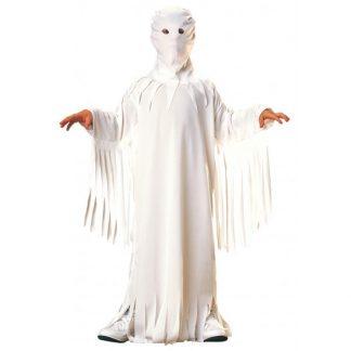 Klassiskt Spöke Maskeraddräkt, LARGE