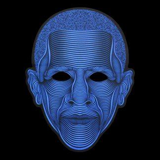 LED Mask President