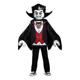 LEGO Vampyr Barn Maskeraddräkt - Small
