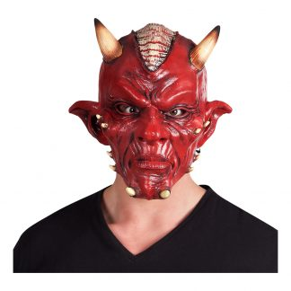Latexmask Devil Deluxe - One size