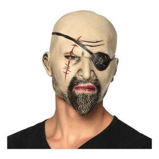 Latexmask Pirate - One size