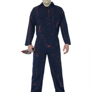 Michael Myers Halloween Maskeraddräkt Medium