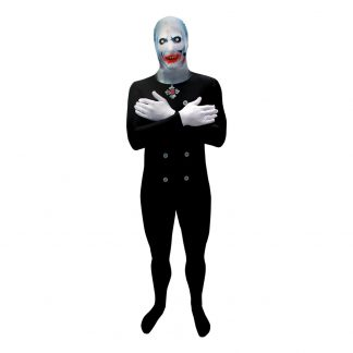 Morphsuit Dracula Maskeraddräkt - Large
