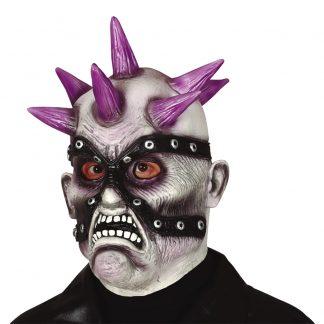 Punkig Zombie Latexmask
