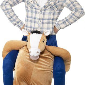 Ridande Häst Maskeraddräkt