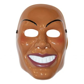 Sinister Smiling Man Mask - One size
