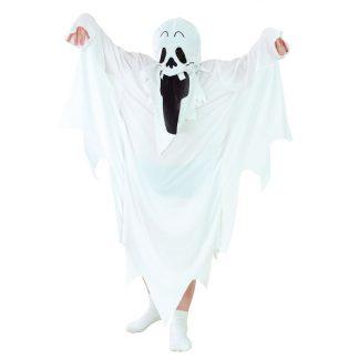 Skräck Spöke Barn Maskeraddräkt (Small)