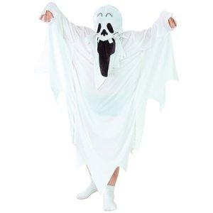 Spöke 110-116 cl maskeraddräkt