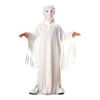 Spöke Budget Barn Maskeraddräkt - Large