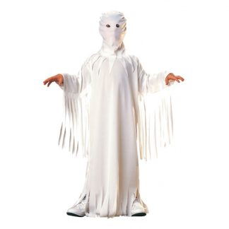 Spöke Budget Barn Maskeraddräkt - Small