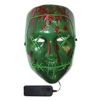 Statue of Liberty LED Mask - One size