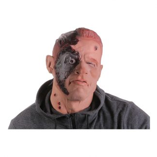 Terminator Greyland Film Mask - One size