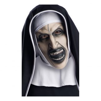 The Nun 3/4 Mask - One size
