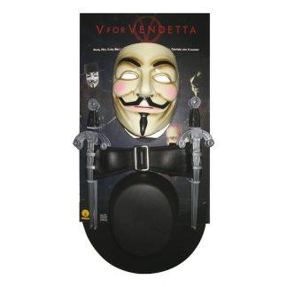 V For Vendetta Tillbehörskit
