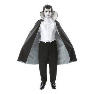 Vampyr Halloween Maskeraddräkt - Standard