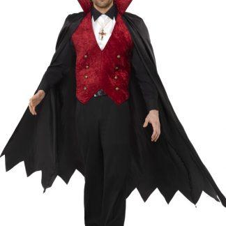 Vampyr Maskeraddräkt