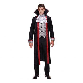 Vampyren Duke Maskeraddräkt - One size