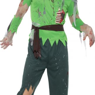 Zombie Lost Boy Maskeraddräkt