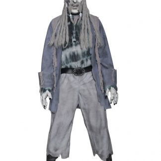 Zombie Pirat Dräkt