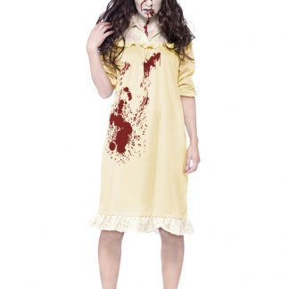 Zombie Sinister Dreams Maskeraddräkt